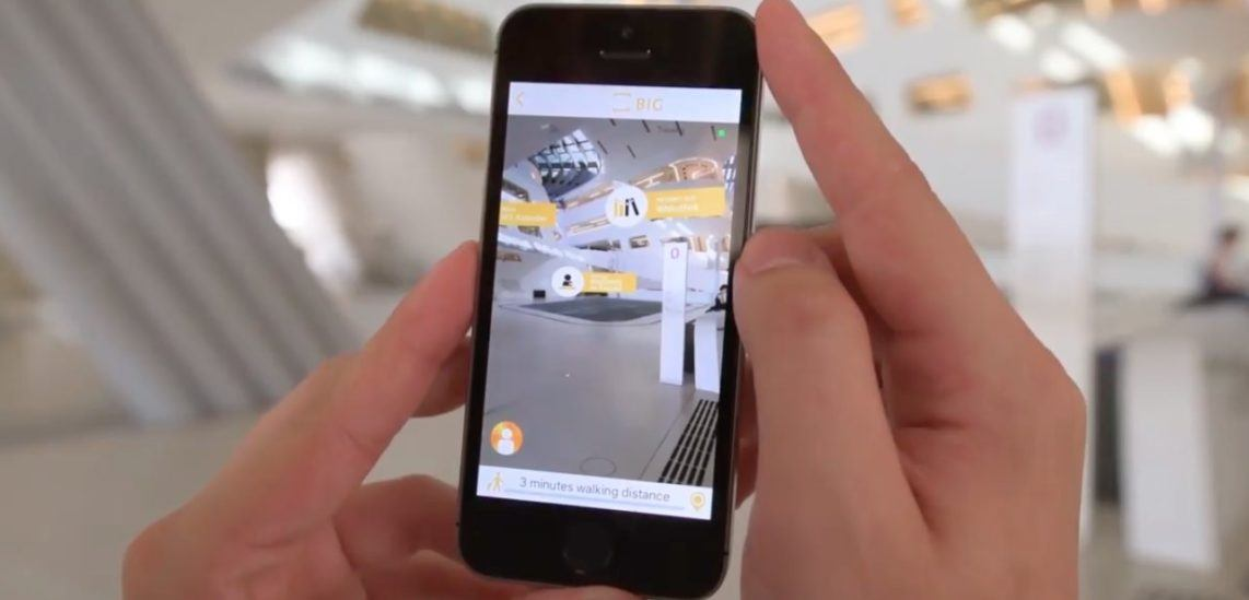 Augmented Reality - Product Insider Navigation